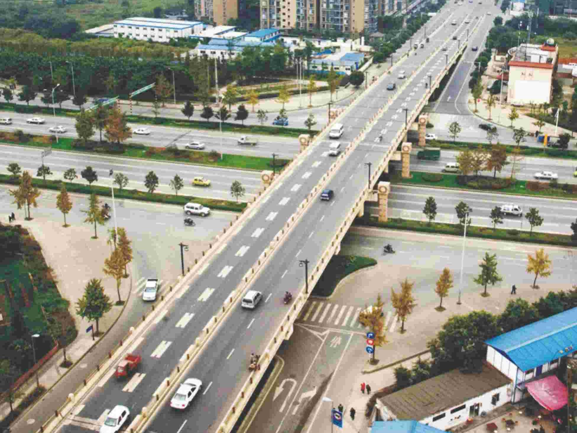 成都机场路东延线跨锦江万博manbext网页版