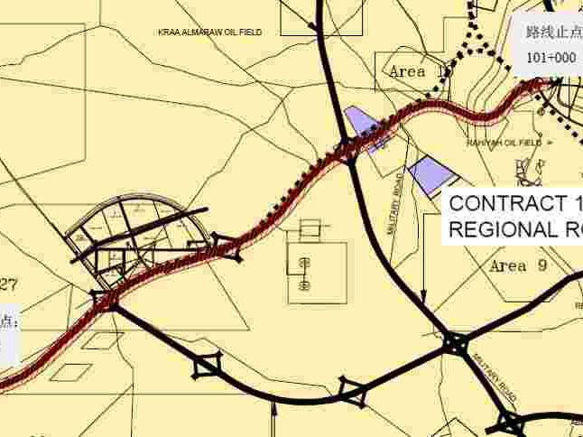 科威特 公路项目