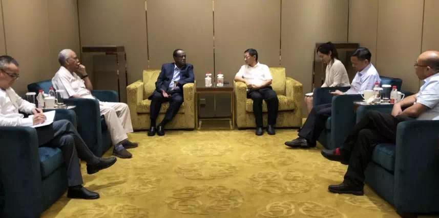 万博官网登录入口万博manbetx官网入口集团董事长熊国斌会见厄立特里亚经济部长哈果斯一行