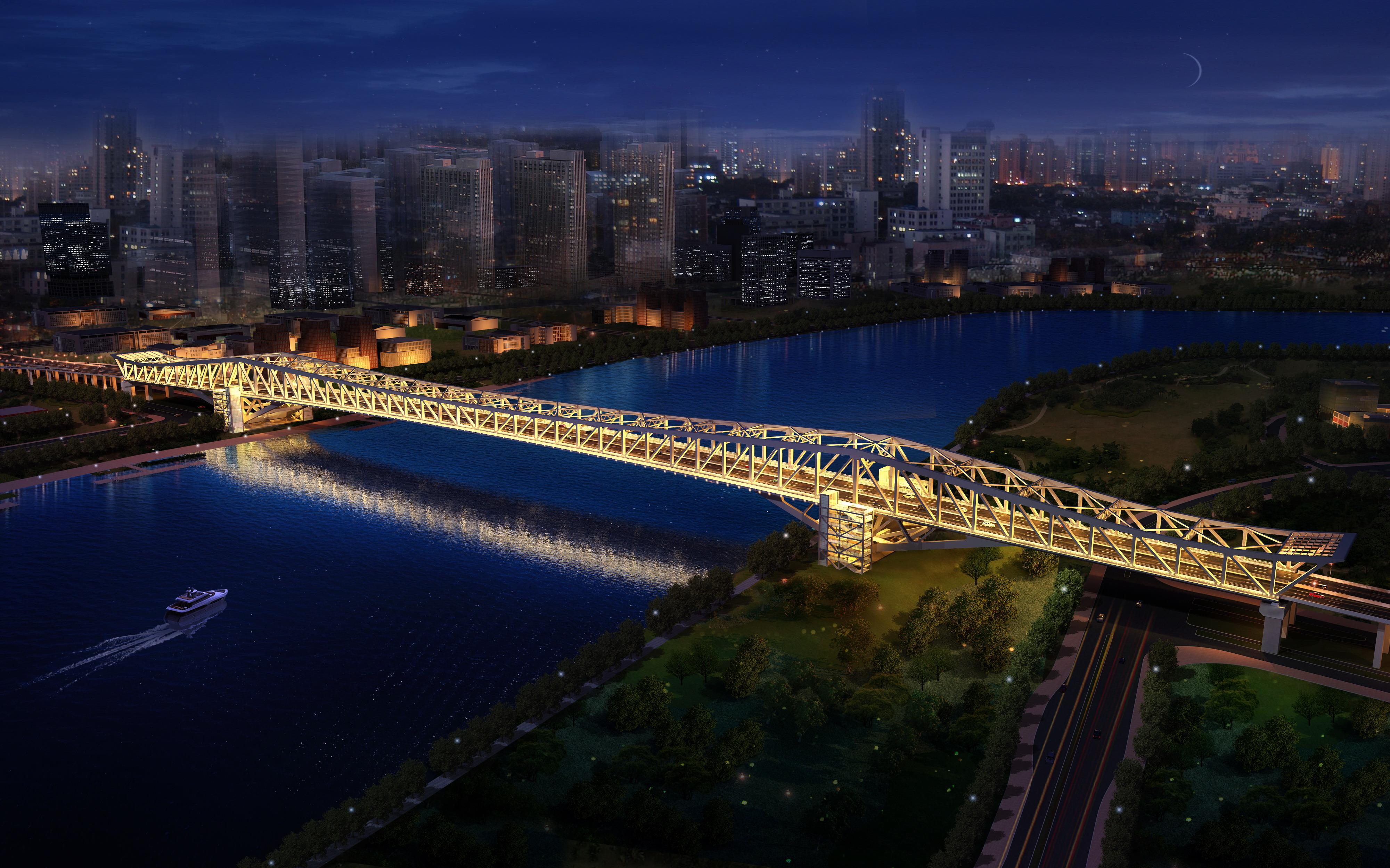 宁波三官堂大桥
