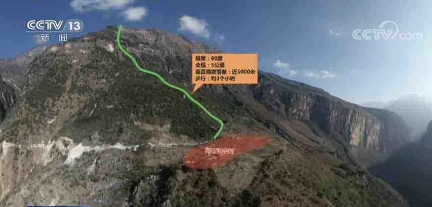 四川路桥承建的四川凉山州布拖县阿布洛哈村通村硬化路主体工程基本建成